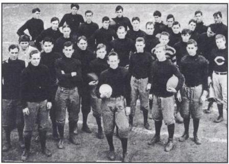 Arkansas cardinals football 1909
