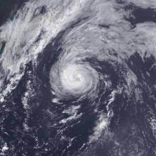 Hurricane Arlene (1987) Category 1 Atlantic hurricane in 1987