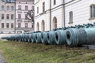 Swedish Army Museum - Image: Armémuseum 2014 08