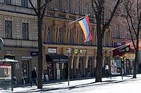 Armenian Embassy in Stockholm.   JPG