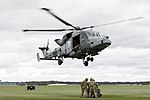 Army Air Corps Reserves train with Wildcat helicopters MOD 45164394.jpg