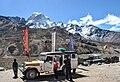 Army Checkpost on the way to Gurudongmar Lake, North Sikkim.jpg