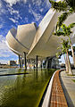 ArtScience Museum, Marina Bay Sands, Singapore - 20110221-01.jpg