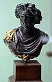 Arte romana con restauri moderni, busto 04 alessandro.JPG