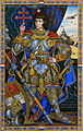 Arthur Szyk (1894-1951). In Comradeship of Arms series, Joan of Arc (1942), New York.jpg
