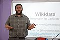Asaf Bartov - Wikidata Workshop - Kolkata 2017-09-16 2737.JPG