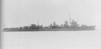 Japanese destroyer Asashimo - Image: Asashimo