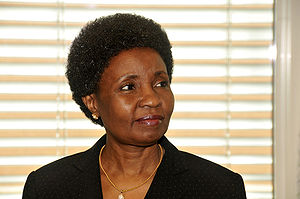 Deputy Secretary-General of the United Nations - Image: Asha Rose Migiro