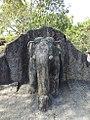 Ashoka Rock Edict, Dhauli, Bhubaneswar.jpg