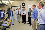 Asst Secretary of Defense for R&E tours China Lake.jpg