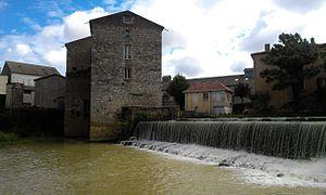 Astaffort - The mill