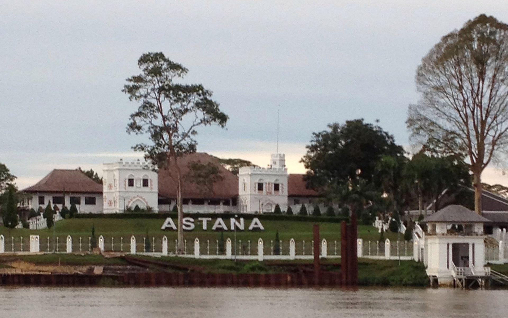 The Astana, Sarawak - Wikipedia
