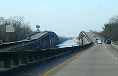Atchafalaya Basin Bridge