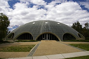 Australian Academy of Science - The Shine Dome
