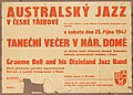 Australský jazz v české třebové Graeme Bell and his Dixieland Jazz Band.jpg