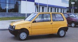 Ganja Auto Plant - Image: Automobil Oka (2004)