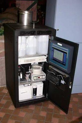 Autonomous detection system - Autonomous Pathogen Detection System by Lawrence Livermore National Laboratory