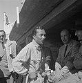 Autoraces te Zandvoort. prins Bira van Siam, de winnaar van de eerste internatio, Bestanddeelnr 902-9010.jpg