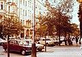 Autos in Prag im Jahr 1975.jpg