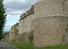 Remparts gallo-romain d'Autun