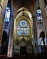 Auxerre Cathédrale St. Étienne Innen Südliches Querschiff.jpg