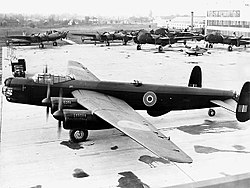 Avro Lincoln der Royal Canadian Air Force