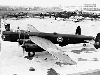 Avro Lincoln - The only Canadian-built Avro Lincoln