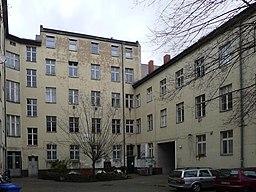 Axel-Springer-Straße in Berlin