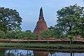 Ayutthaya - Wat Worachettharam - 0004.jpg