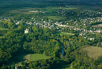 Azay-le-Rideau overview