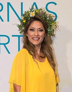 Azita Shariati Iranian-born Swedish business executive