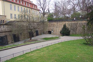 Bärenzwinger (Eingangsbereich)