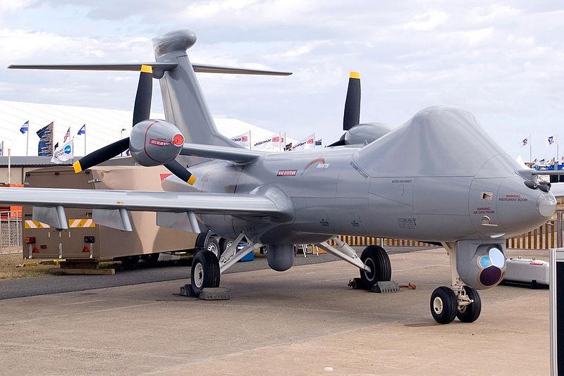 File:BAE Systems Mantis UAS Concept Demonstrator (8350538095).jpg