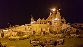BAPS Swaminarayan Temple, Nagpur.jpg
