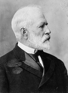 Benjamin F. Tracy American judge