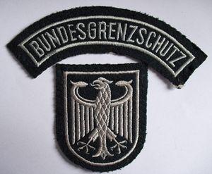 Bundesgrenzschutz - Image: BG Salt
