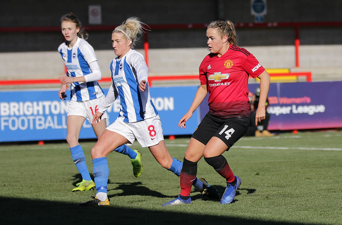 BHA Women 0 Man Utd Women 2 WFAC 4th rd 03 02 2019-470 (32044723527).jpg