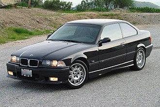 BMW 3 Series (E36) - M3 coupe