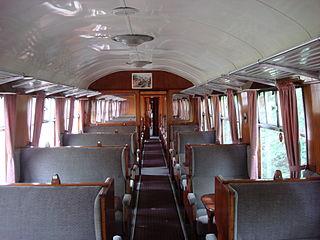 British Railways Mark 1 Railway coaching stock
