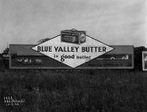 Blue Valley Creamery Company - Image: BV Butter