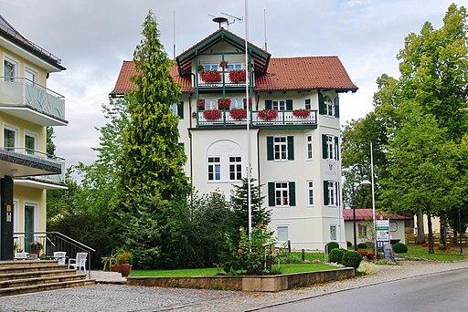 BY badheilbrunn rathaus