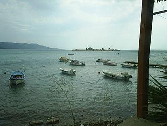 Lake Bafa Nature Park - Image: Bafa lake 1