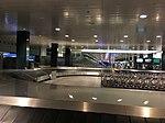 Baggage carousel, Airport Zurich Kloten.jpg