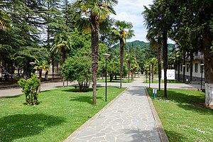 Baghdati - Image: Baghdati Park