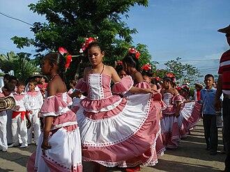 Cumbia - Image: Bailando Cumbia