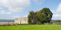 Balleeghan Friary in front of Lough Swilly 2013 09 15.jpg