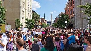 LGBT culture in Baltimore