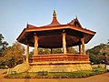 Band stand at Napier Museum Thiruvananthapuram.jpg