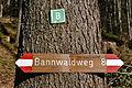 Bannwaldweg 8 in Poertschach Wegweiser 29112013 325.jpg