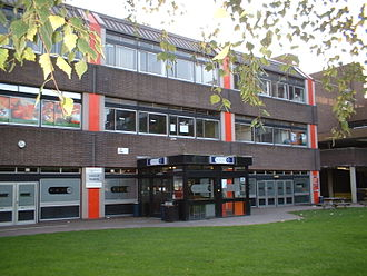 Scratch Radio - The station was based inside the students' union of Birmingham City University's Perry Barr campus.